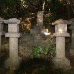 和佐大八郎的墓
