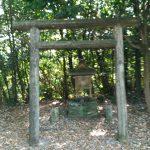 赤井氏砦跡