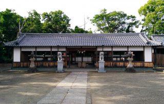 西田中神社