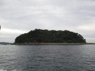虎島堡塁跡