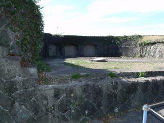 加太砲台跡