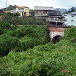 Koniwadanigawa-toi aqueduct bridge