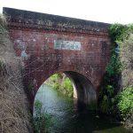 Kozumigawa-toi aqueduct bridge