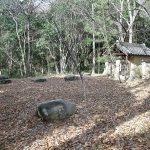 Ueno abandoned temple ruins