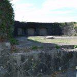 Ruins of a coast-battery in Kada