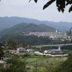 Nagayabu castle ruins