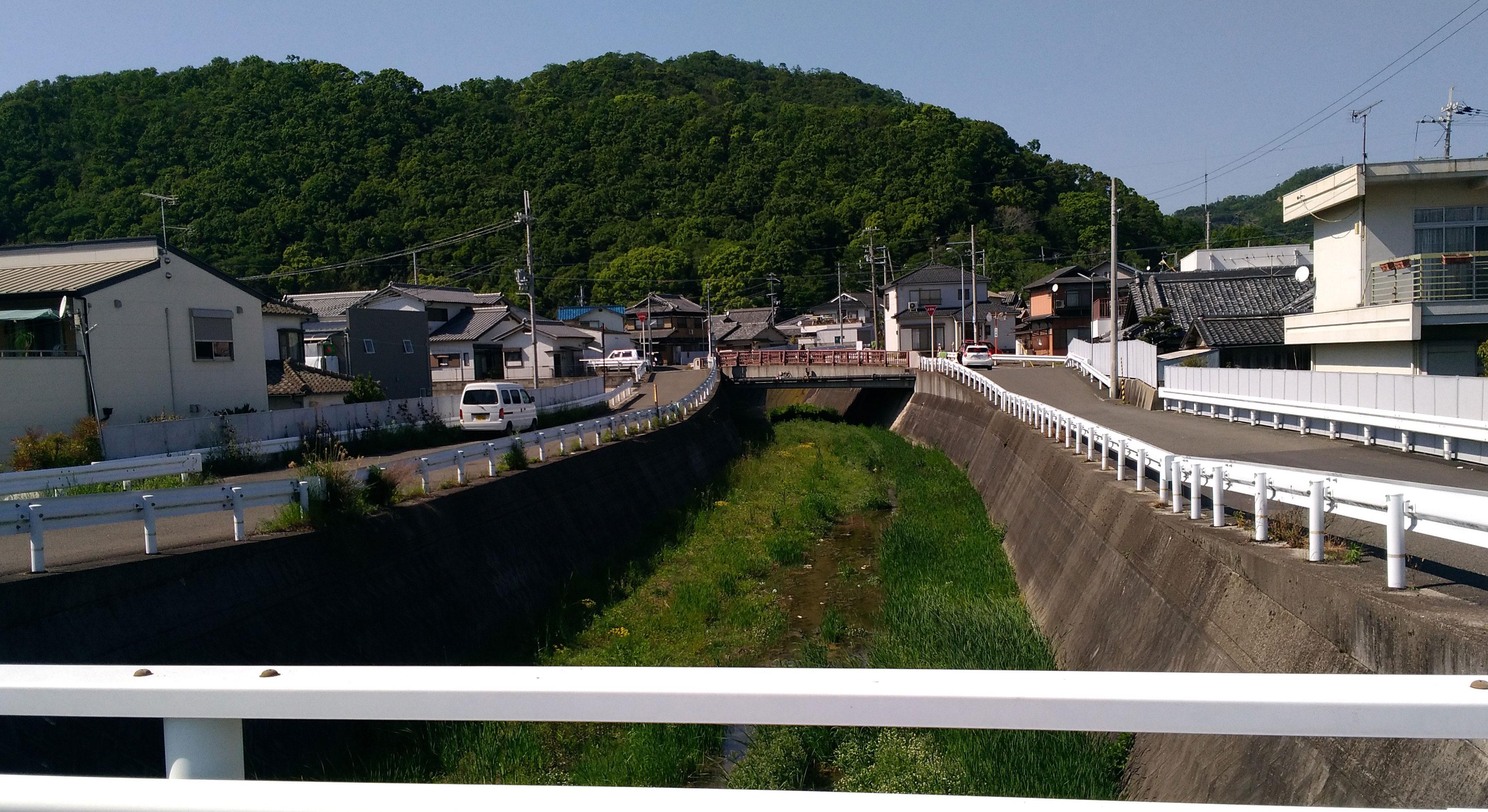 平井津推定地|南海道を歩く